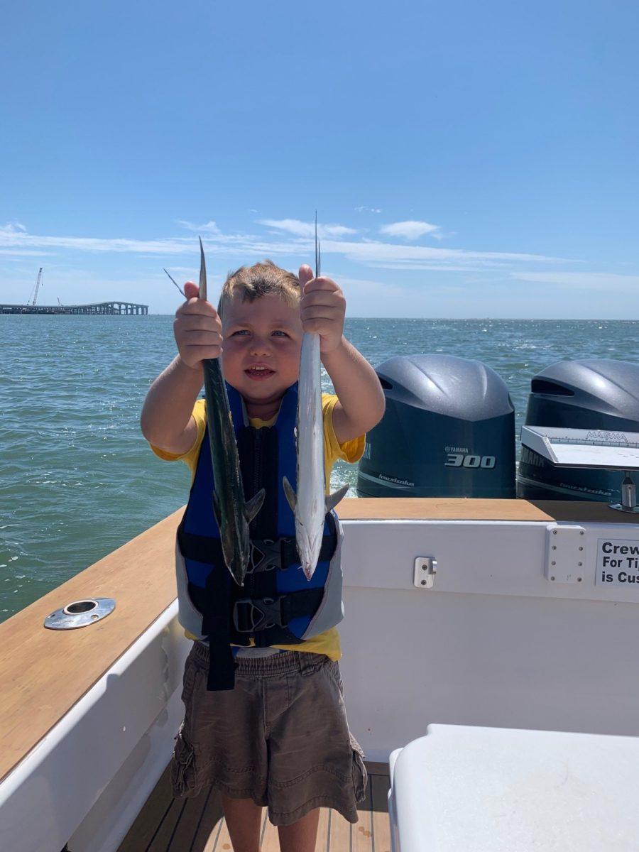 Fishing Reports - Pirate's Cove Marina